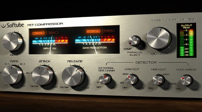 Mastering için Compressor Ayarları
